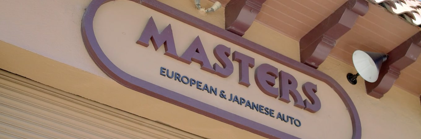 Masters European & Japanese Auto Repair