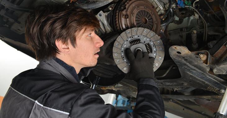 BMW Clutch Issue Check