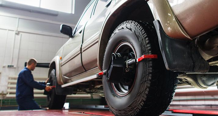 Volkswagen Wheel Alignment
