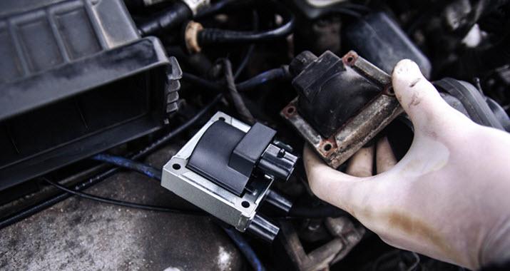 Mercedes Bad Ignition Coil Repair