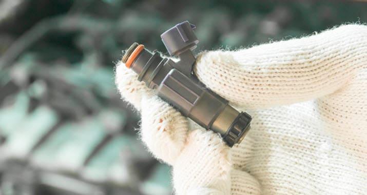 Volkswagen Fuel Injector Inspection