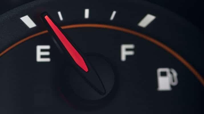 Jaguar Fuel Pressure Regulator Failure Sign