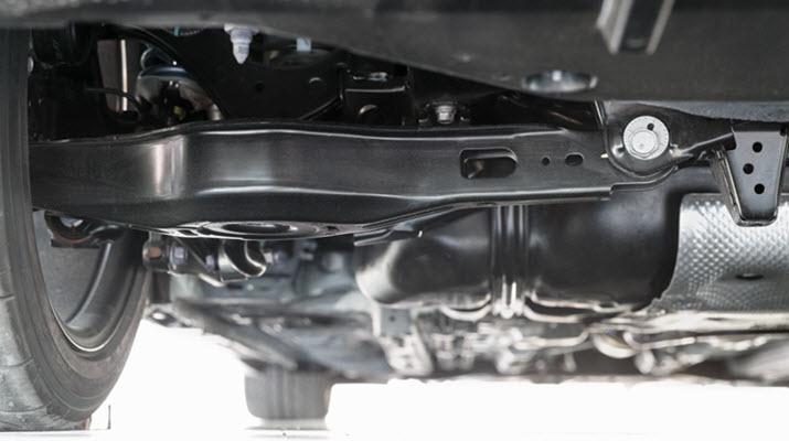 Volkswagen Rear Spring