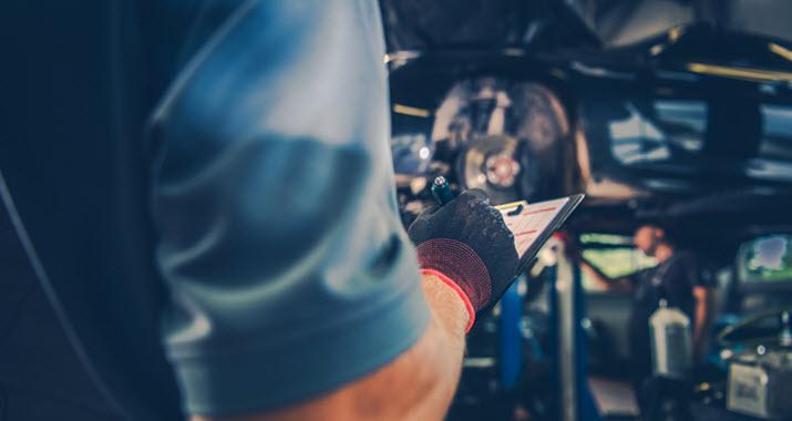 BMW i8 Battery Inspection